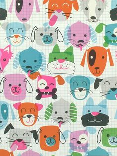 print & pattern: PAPERCHASE WEEK - pooch life