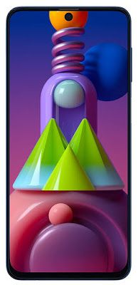 latest technology blogs--information technology blogs: Samsung Galaxy M51 (Electric Blue, 6GB RAM, 128GB ... Buy Cell Phones Online, New Phones, Samsung Cases, Samsung Galaxy, Amazon Affiliate Marketing, Macro Camera, Old Phone, Operating System, Electric Blue