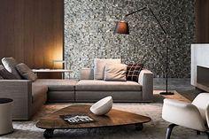 Claudia Albertini & Chris Silveira  interior design | TOP 50 MODERN FLOOR LAMPS http://www.homedesignideas.eu/top-50-modern-floor-lamps/