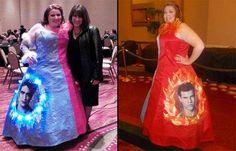 Top 15 Worst Prom Dresses Ever - NoWayGirl