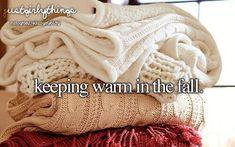 Mit ganz vielen Decken, Pullis und heißer Schoki    #justgirlythings