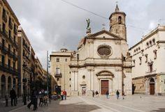 Basílica de la Merçè - Barcelona, Spain