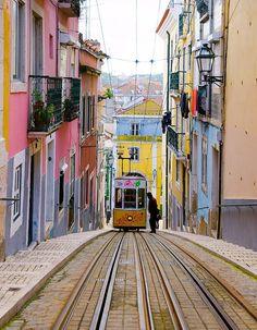 Week-end en amoureux à Lisbonne - 10 idées pour s'évader un week-end en amoureux ! - Elle