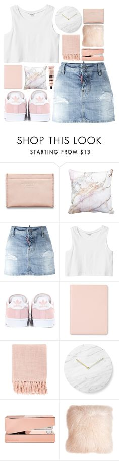 """will i cross that line // #175"" by jar-of-hearts-xx ❤ liked on Polyvore featuring Acne Studios, Dsquared2, Monki, adidas Originals, Sugar Paper, Surya, Menu, Tom Dixon, Pillow Decor and Aesop"