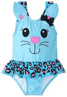 Love this Pink Kitty Skirted One-Piece – Infant, Toddler & Girls by Candlesticks… Love this Pink Kitty Skirted One-Piece – Kleinkinder, Kleinkinder und Mädchen von Candlesticks on Baby Girl Skirts, Baby Girl Tops, My Baby Girl, Baby Dress, Baby Girls, Little Girl Swimsuits, Baby Girl Swimsuit, Pink Swimsuit, Little Girl Fashion