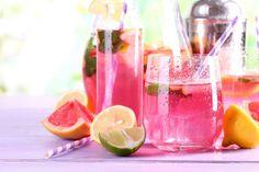 #lemonade #drink #lemon #grapefruit #lime