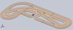 cnc routed track - Slot Car Illustrated Forum