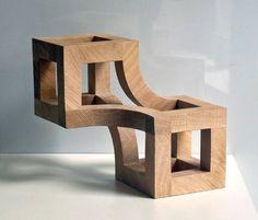 """Saatchi Art Artist Nikolaus Weiler; Sculpture, """"raumwende (overturned space)"""" #art"""