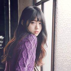 Image via We Heart It #girl #korea #ulzzang #女の子 #おるちゃん