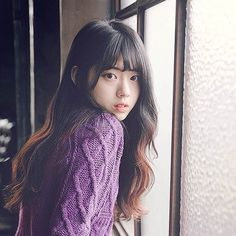 Image via We Heart It #girl #korea #ulzzang #女の子 #おるちゃん