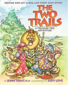 """This is a """"sequel"""" (of sorts) to A Treasure Tree.  The Two Trails A Treasure Tree Adventure by Dr. John Trent, http://www.amazon.com/dp/0849914507/ref=cm_sw_r_pi_dp_iZsFrb13Q4RRF"""