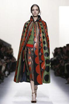Valentino Ready To Wear Fall Winter 2014 Paris - NOWFASHION