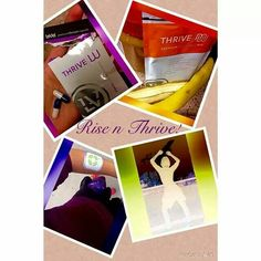 Morning everyone it's time to rise and Thrive. Don't have your Thrive yet? Don't worry register for a free customer informational site today by visiting www.shanita.le-vel.com and selecting customer in the top right hand corner of the page. Happy Thriving!    #wellness #weightloss #health #getfit #free #fitforlife #fit