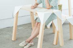 DELTA / 3D Printed Joint by  Tomoki Hiramoto