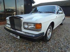 eBay: 1985 ROLLS ROYCE SILVER SPIRIT Auto #classiccars #cars