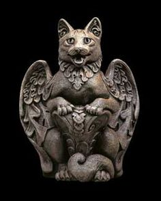 Another cat Gargoyle