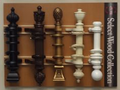 Select Wood rod collection available through Ambiance Design find out more at http://www.ambiancedesign.biz/products/WindowTreatments/DraperyHardware