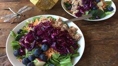 Kolme nopeaa lounasta resepteineen