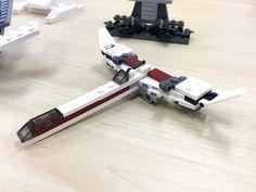 Star Wars. Projekt i wykonanie Joachim lat 10. #starwars