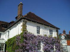 The Spread Eagle hotel, Midhurst, Surrey reivew