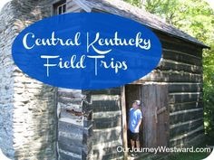 If you live in Central Kentucky, you are blessed when it comes to homeschool field trips right outside your door! Besides the oodles of places you can visit right around the corner, there are sever…