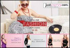 Just Curvy has redefined the fashion for the women looking for extravagant gamut of plus size clothing in UK. The plus size clothing can be purchased through online booking and being delivered at your doorsteps by Just Curvy. Plus Size Clothing Uk, Plus Size Fashion, Great Hairstyles, Fast Fashion, Looking For Women, Plus Size Outfits, Size 16, Curvy, Clothes For Women