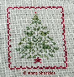 JBW Designs-Christmas Keepsakes II Tiny Motif Tree | Flickr