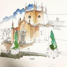Chieri basilica nel centro cittadino