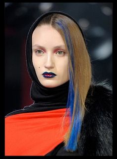 BEAUTY TRENDS: Pat McGrath Makeup Report Fall-Winter 2012/13 - How To Get 9 Unique Looks
