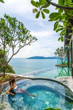 Conrad Spa Koh Samui, Thailand