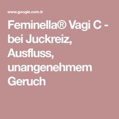 Feminella® Vagi C - bei Juckreiz, Ausfluss, unangenehmem Geruch