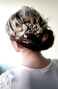 Pin for Later: The Best Bridal Hairpieces From Etsy (All Under $100!)
