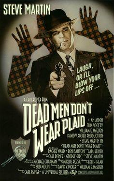 Dead men dont Wear Plaid (1982)  universal pictures