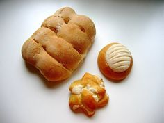 Pan dulce típico de Guatemala. #Guatemala #Culture #Bread #Pastry #Recipes #Food