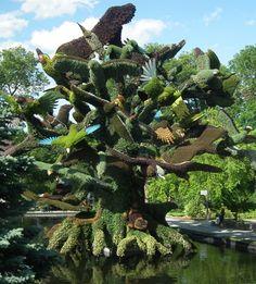 Best Montreal Family Travel: The Botanical Garden | Spot Cool Stuff: Travel