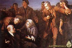 Atentado contra la vida de Lenin, por P. Baloiosov