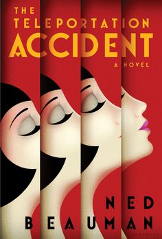 The Teleportation Accident by Ned Beauman. http://site.laboca.co.uk/