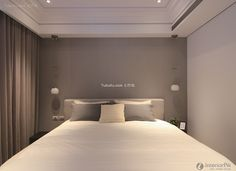 Effect of modern minimalist interior design bedroom pictures 2015