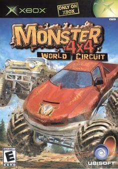 Rent Monster 4X4: World Circuit on Xbox - gamefly.com
