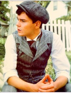 """Anne of Green Gables""...Gilbert Blythe-I've loved him since I was a little girl"