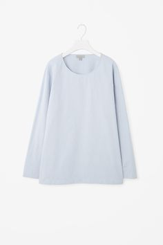 COS   Oversized cotton top