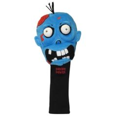 Winning Edge Blue Zombie Golf Headcover - Dicks Sporting Goods