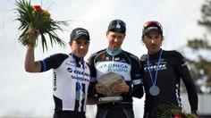 1. Niki Terpstra 2. John Degenkolb 3. Fabian Cancellara