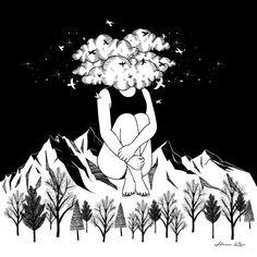 | Across the Universe | by Henn Kim Go Get Art Print