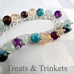 Aries Gemstone Bracelet