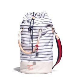 Le sac marin de Coach et Saint James | DailyELLE