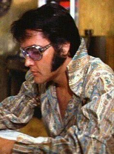 August10th,1970 Vegas NV, Elvis is wonderful before his Opening Night Show at the #InternationalHotel