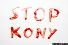 Who is Joseph Kony? he is a man in uganda who has killed over 30 000 children after making the children murder their own parents……. I dont often ask anyone to do anything of tis sort but please share this and help spread the word this man must be brought to justice!!!!!!!!!!!!!