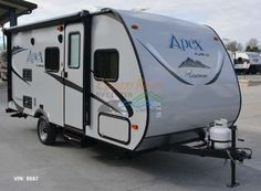 Check out this 2017 Coachmen Apex Nano 185BH listing in Lexington, NC 27295 on RVtrader.com. It is a Travel Trailer and is for sale at $14387.