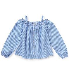 Shop for Ralph Lauren Childrenswear Big Girls 7-16 Bengal-Striped Off-The-Shoulder Woven Top at Dillards.com. Visit Dillards.com to find clothing, accessories, shoes, cosmetics & more. The Style of Your Life.